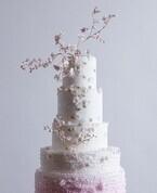 帝国ホテル、マギー・オースティンとコラボしたウエディングケーキを発表