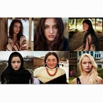 美しさの多様性 - 世界41地域の美女たち