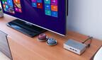 アビー、映像配信サービスの視聴に適した約5万円の小型PC「AFFINITY」