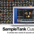 IK Multimedia、無償サンプラー「SampleTank Custom Shop for Mac/PC」公開