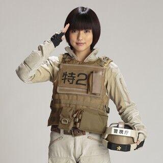 実写版『パトレイバー』主題歌は泉野明役・真野恵里菜の新曲「Ambitious!」に