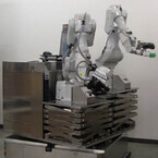 日立、自律移動型双腕ロボットの制御技術を開発 - 物流倉庫での活用を想定