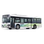 日野自動車、大型路線バスをモデルチェンジして大幅な燃費向上も達成