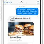Facebook、Messenger上で利用できるパーソナルアシスタント「M」