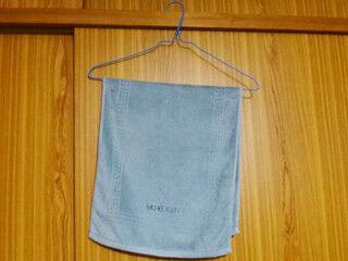 もうバスタオルはいらない!? タオルを2枚使う方が洗濯も効率的