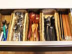 100均ワイヤーラックも無印良品のボックスも活用! キッチン収納のお手本