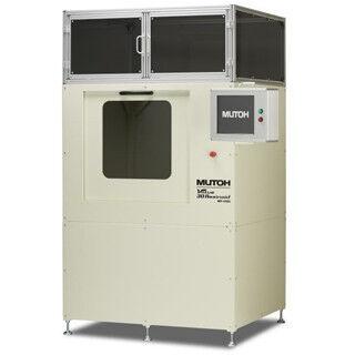 武藤工業、50cm角の造形が可能なエンプラ対応3Dプリンタ「MR-5000」を発売