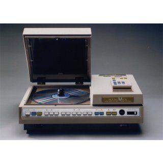 パイオニアのレーザーディスクプレーヤーが未来技術遺産に