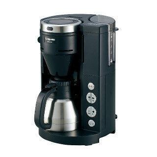 象印、豆の挽きからドリップまでこだわった全自動コーヒーメーカー