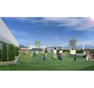 香川県高松市で商業施設「瓦町FLAG」オープン! 空中庭園&約100店が登場