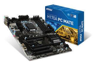 MSI、ビジネス向けマザーボード「PROシリーズ」に2モデルを追加