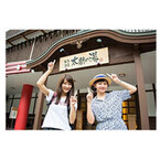 神戸電鉄×関西美少女図鑑、美少女モデル8人が神戸電鉄親善大使に!