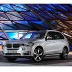 BMW、「X5」のプラグインハイブリッド「xDrive40e」を発表 (画像33枚)