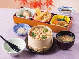 """「夢庵」、""""プチ贅沢""""なメニューをそろえた「秋を彩る松茸と鴨フェア」開催"""