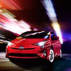 トヨタ、新型プリウスを発表 - 発売は2015年末 (画像23枚)