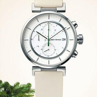セイコーネクステージ、ISSEY MIYAKE×カーデザイナー和田智氏のコラボ時計