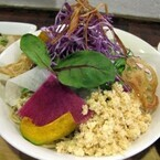 東京都・市ヶ谷のラーメン店で衝撃的過ぎる「一汁三菜つけ麺」見つけた!