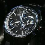 カシオ2015年秋冬の時計新製品発表会「OCEANUS」「EDIFICE」編 - エレガントなOCEANUS、ダイナミックなEDIFICE