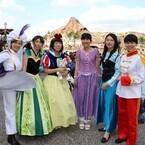 東京ディズニーシー、初のフル仮装期間スタート! 仮装ゲストが続々来園