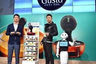 """""""違いが分かる男""""GACKTが太鼓判 - ネスレの新カプセルコーヒーマシンを体験"""