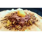 MAMANO、高級アリバチョコと国産和栗を使ったパンケーキを発売