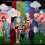 東京都・渋谷で若手デザイナー集団「東京ニューエイジ」の春夏コレクション
