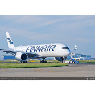 フィンエアー、欧州初のエアバスA350 XWBを10月7日受領 - 2023年までに19機
