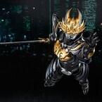 『牙狼-GARO- ~闇を照らす者~』より黄金騎士ガロ(流牙Ver.)がS.H.Figuarts化