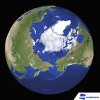 北極海の海氷面積が観測史上4番目の小ささに - ウェザーニューズ