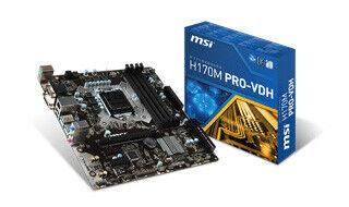 MSI、ビジネス向けマザーボード「PROシリーズ」にDDR3対応モデルなど追加
