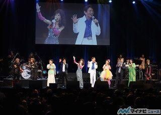 日本コロムビア、アニソン50周年ライブ開催! アニソン界のレジェンドが集結