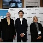 東出昌大、海外映画祭初参加&英語スピーチ披露! バンクーバーで観客を魅了