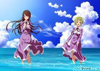 天野こずえ『あまんちゅ!』のTVアニメ化が決定! 放送開始は2016年夏予定
