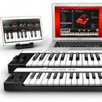 iOS、Mac/PCに加えAndroidにも対応した「iRig Keys」2機種を発表