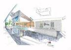 東京都・千駄ヶ谷にこだわりのジュースとアイスクリーム店が同時オープン