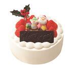 シャトレーゼ、乳と卵と小麦粉を使用しないXmasケーキ3種類を発売