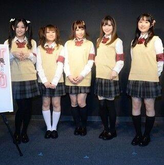 男の娘アニメ『ひめゴト』から声優ユニット「あいまいみーまいん」デビュー決定!