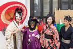 東京都・神楽坂で、化け猫フェスティバル開催