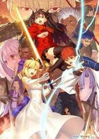 『Fate/stay night[UBW]』、BD-BOXが2作連続でオリコン週間BD総合首位獲得