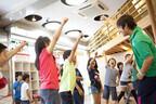 カルチャースクール内に学童が - 習い事の送迎不要でしかも駅上と便利