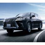 レクサス「LX570」の受注状況を発表、1カ月で約2,000台の好調な立ち上がり