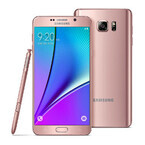 Samsung、「Galaxy Note 5」に新色ピンクゴールドを追加 - iPhoneを意識か