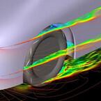 横浜ゴム、空気抵抗低減と車両の浮き上がり抑制に貢献するタイヤ技術を開発