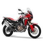 ホンダ「CRF1000L Africa Twin」発表、新開発エンジン搭載アドベンチャー