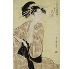 東京都墨田区の博物館で喫煙を描いた浮世絵などを展示する記念展開催