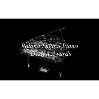 未来のステージ用デジタル・グランドピアノのデザインを募集-ローランド