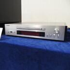 ヤマハ、ハイレゾ対応ネットワークCDプレーヤー「CD-NT670」 - 幅314mm