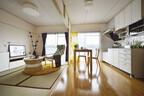 「UR×IKEA」のみさと団地、高齢者に優しい住宅も導入して多世代の交流を