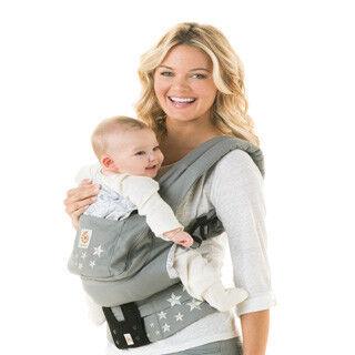 「エルゴベビー」の抱っこひも、日本限定機能搭載で赤ちゃんの転落防ぐ