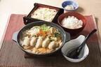 和食レストラン「夢庵」、広島産牡蠣を堪能できる